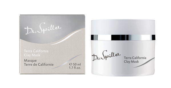 Terra California Clay Mask von Dr. Spiller